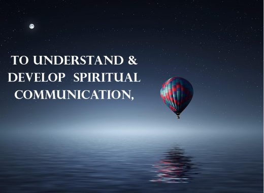 Spiritual communication